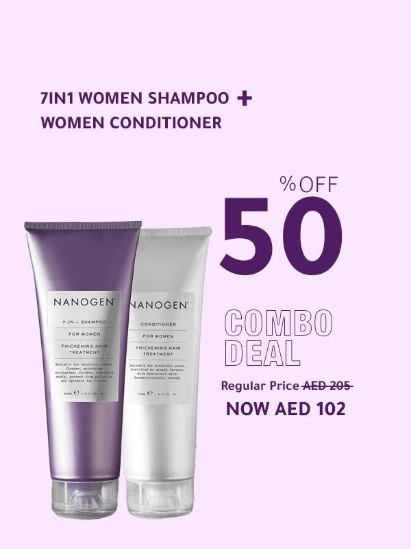 7-in-1 Shampoo + Conditioner