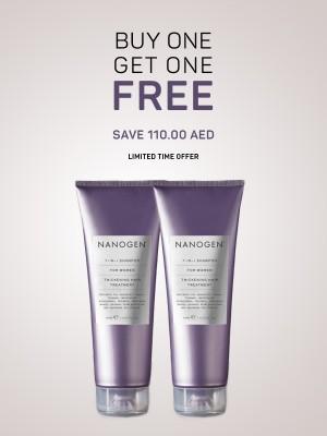 Nanogen 7-IN-1 Shampoo For Women 240ml