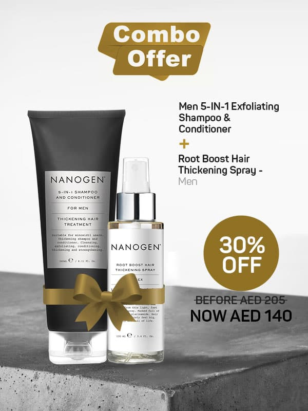 Men 5-IN-1 Shampoo + Root Booster