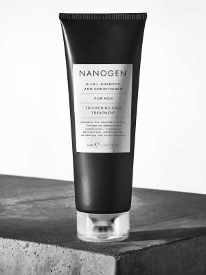 Men 5-in-1 Exfoliating Shampoo & Conditioner