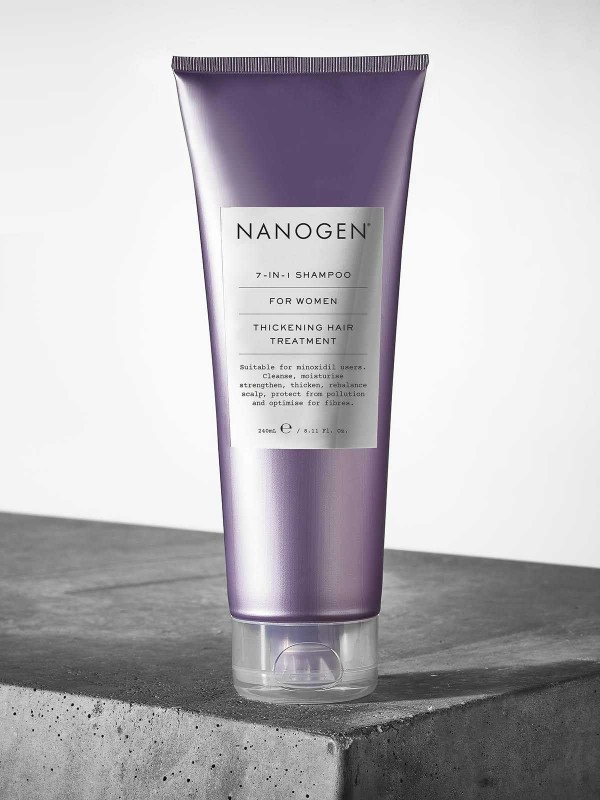 Nanogen 7-IN-1 Shampoo For Women 240ml