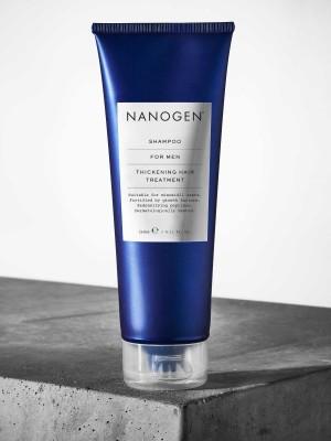 Thickening Hair Treatment Shampoo For Men 240 ML